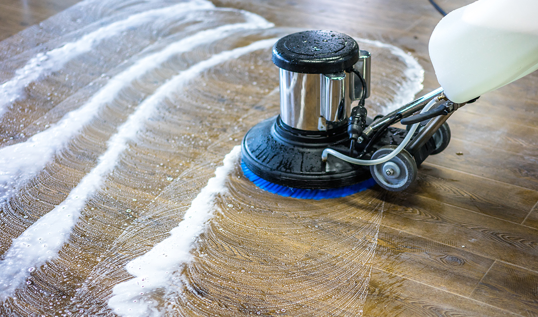 Tipps zur Grundreinigung & Beschichtung von Böden