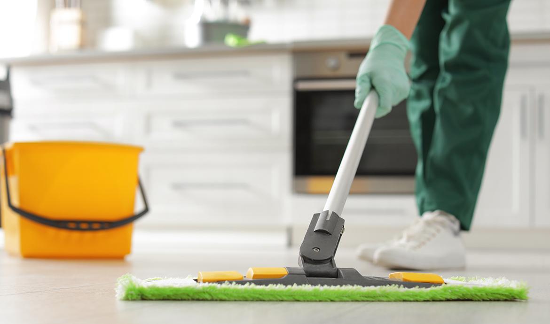Tipps zur Reinigung von Linoleumböden